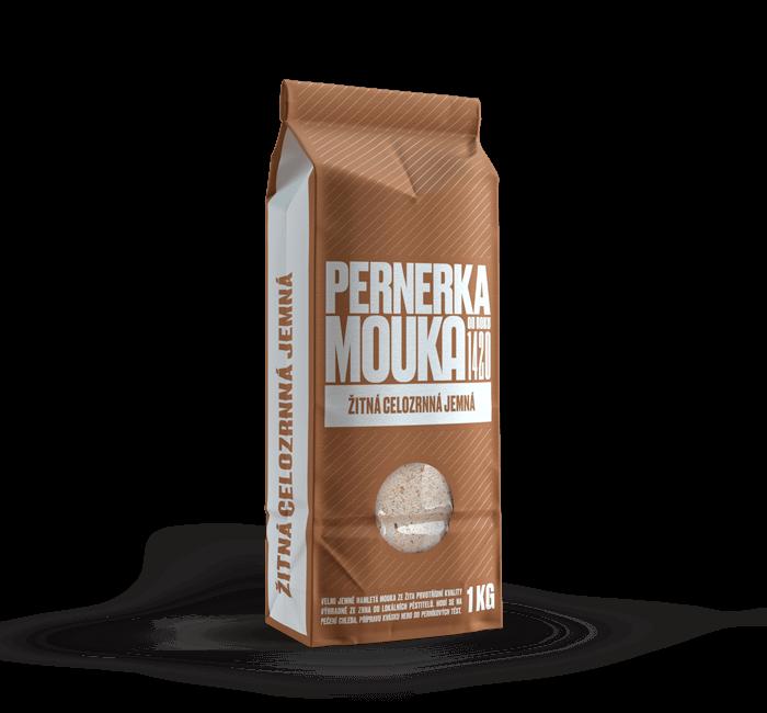 Celozrnná jemná žitná mouka je vhodná na pečení chleba, přípravu kvásku nebo do perníkových těst.