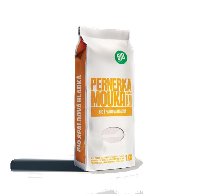 Bio Špaldová hladká mouka je vhodnou alternativou k mouce pšeničné. Pokrmům dává jemnou oříškovou chuť a vůni a lze ji s pšeničnou moukou míchat nebo ji i zcela nahradit.